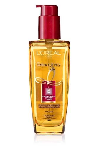 L'Oréal Paris red L'Oreal Paris Ex Oil Red Mini 30ml D0D7ABE8F1A615GS_1