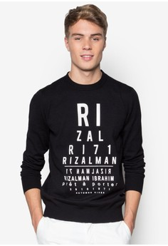 Cijantung Pull Over Sweater