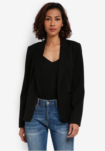 Dorothy Perkins black Workwear Jacket 0CD41AA4059568GS_1
