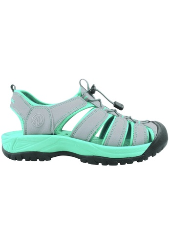 paperplanes green Paperplanes-1158 Stylish Summer Aqua Tracking Sandals Shoes US Women Size PA355SH79QCUSG_1