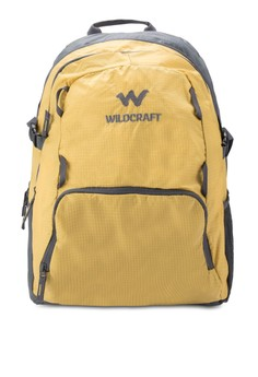 Pradis Yellow Backpack