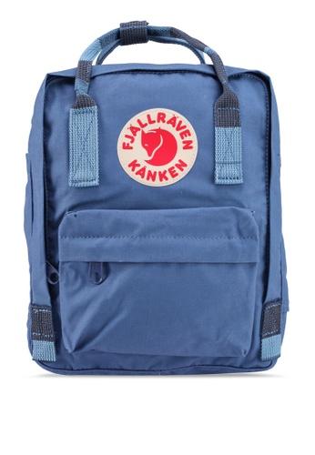 Fjallraven Kanken blue Kanken Mini Backpack 56744AC48A42C1GS_1