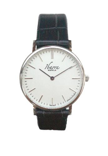 Ibarra Watches multi Ibarra 36mm Leather Dress Watch IB662AC95QSUPH_1