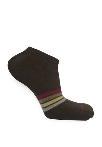 Pierre Cardin Socks brown PIERRE CARDIN Men Sock Casual Sneaker Fashion E48F7AA8C0EC1CGS_1