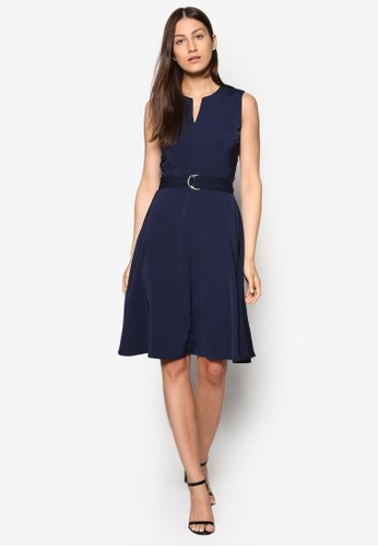 Collection Sheath Dress、 服飾、 正式洋裝ZALORACollectionSheathDress最新折價
