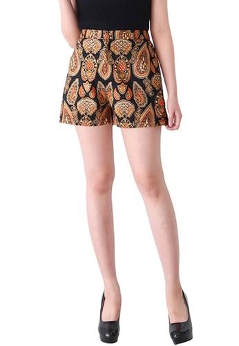 Flike Batik multi Celana Pendek Motif Rashasti Yudistira A51B4AA1C87995GS_1