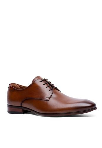 Twenty Eight Shoes 基本商務真皮皮鞋 8916 6BADCSH3E3FC1CGS_1