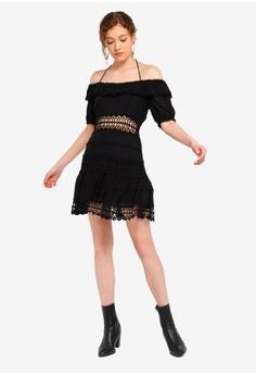 1efa76b38523 32% OFF Free People Cruel Intentions Mini Dress S$ 273.90 NOW S$ 185.90  Sizes 2 4