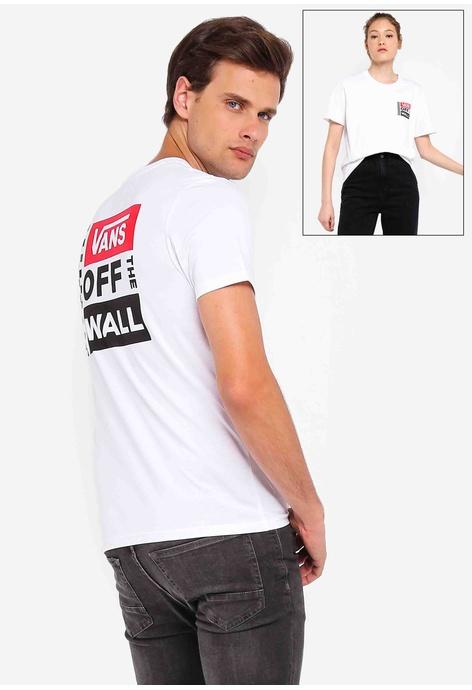 00164cb547b5fe Buy VANS Men T-Shirts Online
