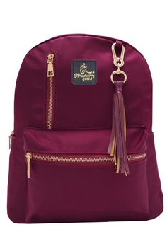 574f09770bb7 STRAWBERRY QUEEN purple Strawberry Queen Waterproof Leisure Backpack -  Generation Two (Magenta) A77C0ACBCE9D56GS 1