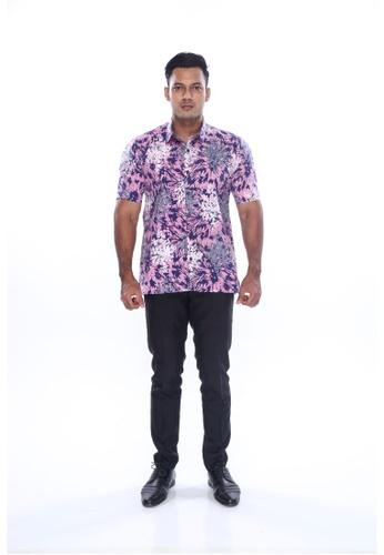 Amar Amran purple Kemeja Batik Malaysia 0B737AA2BE985EGS_1