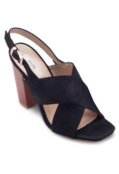 Vincente Block Heels