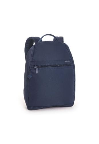 Hedgren blue Hedgren Vogue L Backpack Large RFID Dress Blue -8.03L 72B76ACDC87141GS_1