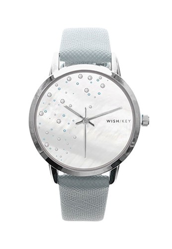 Wish/Key grey Jam Tangan Wanita Wish/Key Tamara WK4015S/05 2A92FACF54DF2EGS_1