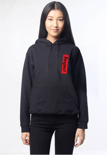 41caf981700 Shop HYPE MNL Respect Hoodie without Zip Online on ZALORA Philippines