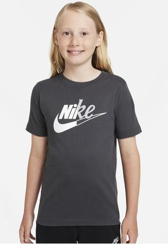 Nike grey Big Kids' (Boys') T-Shirt E496AKAE389E99GS_1