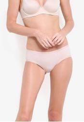 Bonds pink Comfytails Midi Panties BO376US99JIMMY_1