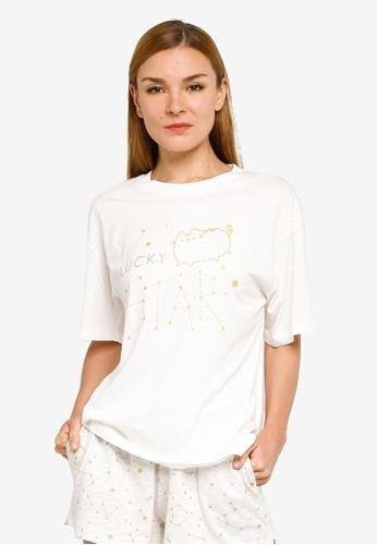 Cotton On Body 多色 90S Bed T Shirt D3E71AAF242754GS_1