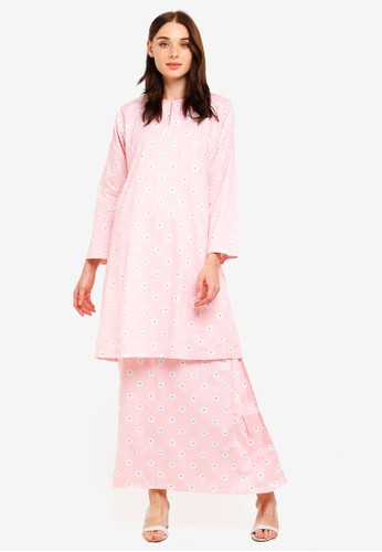 Butik Sireh Pinang pink Nadeera Kurung Pahang 4C0DCAAFC658F1GS_1