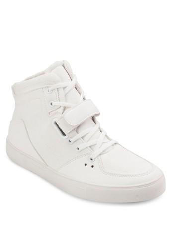 魔術氈繫帶高筒運esprit taiwan動鞋, 鞋, 鞋
