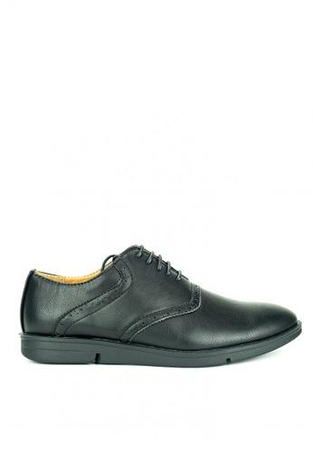 Mario D' boro Runway black Ash Formal Shoes ADD4CSH223069CGS_1