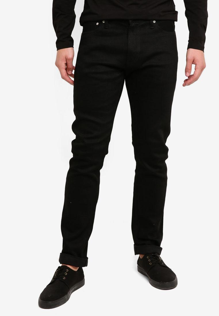 Jeans Klein 026 Jeans Calvin Calvin Klein Bolton Slim Black aSRqS5