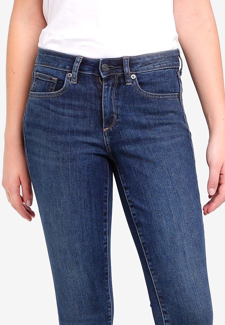 Indigo Curvy GAP Dark Jeans Skinny ZTx4qI