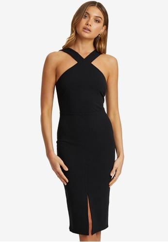 Chancery black Mabel Dress 1677AAA7A2D0FAGS_1