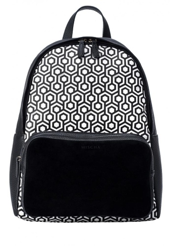 MISCHA black MISCHA Backpack - Classic Black 8E077AC6A7460EGS_1