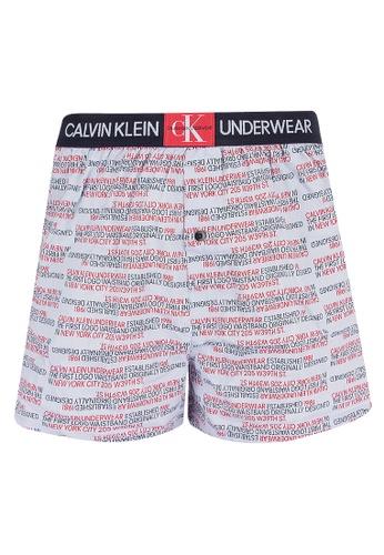 Calvin Klein multi CK Men's Slim Boxers 2F13FUSD4877A9GS_1