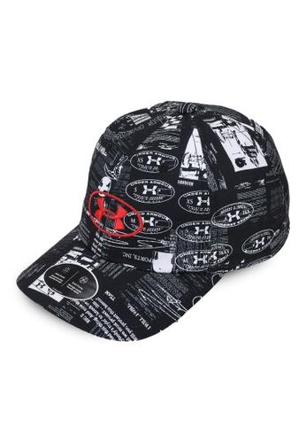 Under Armour black 25 Anni Unisex Novel Hat DADDCAC7451C59GS_1