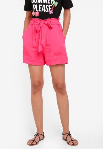 OVS pink Bermuda Shorts EBCB0AAB3478C9GS_1