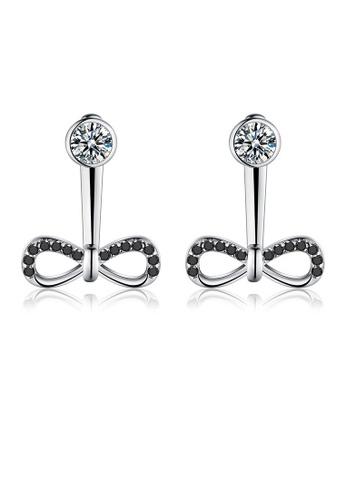 A-Excellence white Premium Elegant White Earring EF123AC4130057GS_1