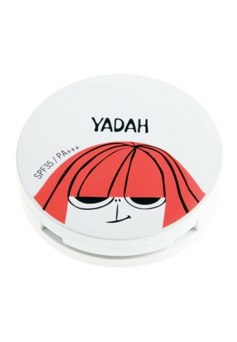 Yadah beige Air Powder Pact (21 Natural Beige) YA399BE0F16FSG_1