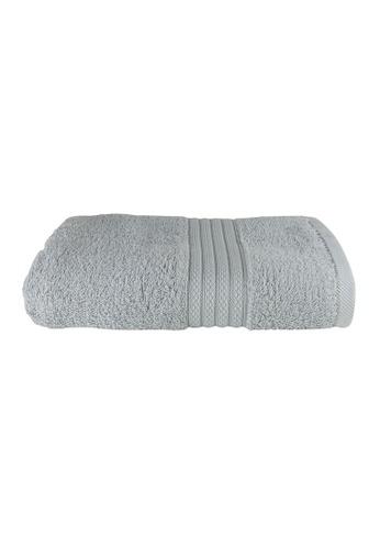 Charles Millen SET OF 2 Charles Millen Suite Collection 100% Combed Cotton Pace Bath Towel 60 x 120cm ( 320g ). E81C8HL2D970BBGS_1