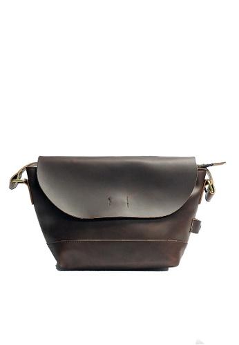 7864d197cb2b Buy Lara Men s Front Flap Crossbody Bag
