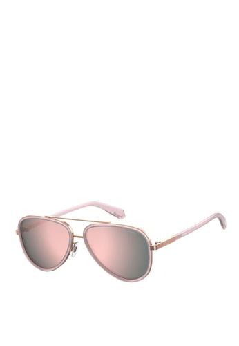 Polaroid pink PLD 2073/S Sunglasses ABA90GL437A180GS_1