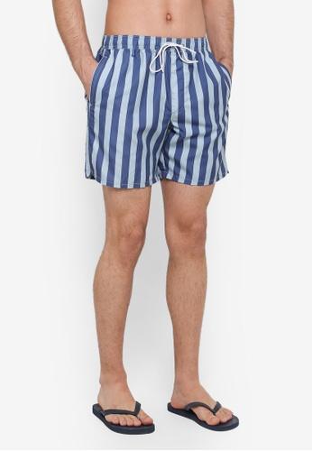 Cotton On blue Swim Shorts F21CDAAF30D7F0GS_1