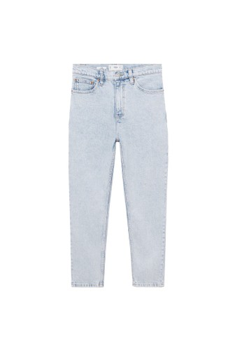 Mango blue Mom-Fit Jeans CA53AAA08CFC7FGS_1