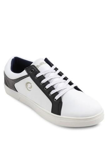 拼色esprit台灣outlet繫帶運動鞋, 鞋, 鞋