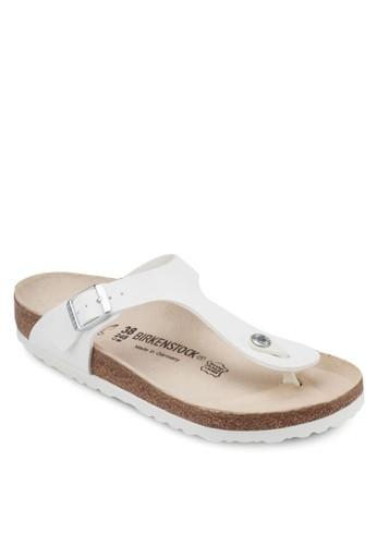 Gizeh esprit香港分店夾腳平底涼鞋, 女鞋, 涼鞋及拖鞋