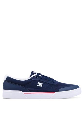 DC Shoes navy Switch Plus Shoes 39B64SH719A50FGS_1