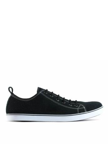Sogno black Sepatu Sneaker Pria GF.5303 13115SHF227240GS_1