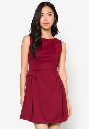 Luciana 無袖尖沙咀 esprit洋裝, 服飾, 洋裝