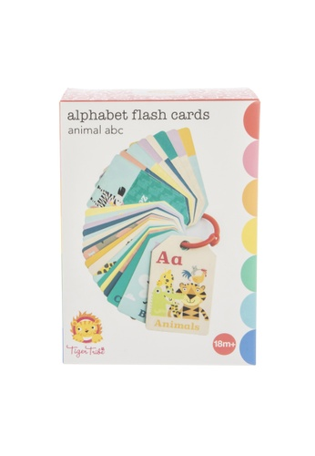 Tiger Tribe Flash Cards - Animal Abc 10900ES694D623GS_1