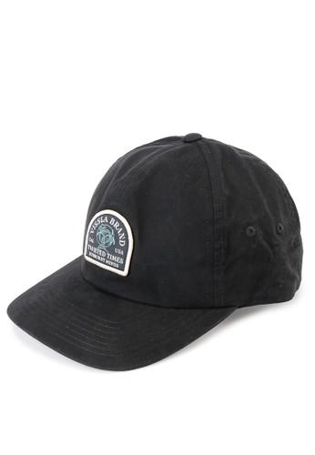 VISSLA black Twisted Times Hat D7816ACEF0C373GS_1