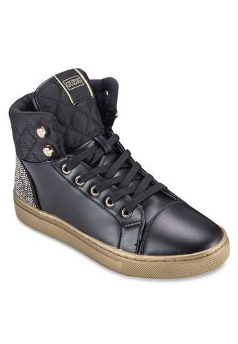 Janis 軟襯高筒運動鞋, 女鞋, esprit童裝門市鞋
