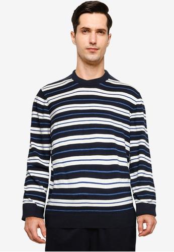 GAP 藍色 Mainstay Sweatshirt 17F26AA88769A0GS_1