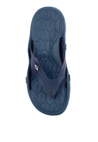 Krooberg grey Viper 2 Men's Sandals CA262SHFF0A4C9GS_1