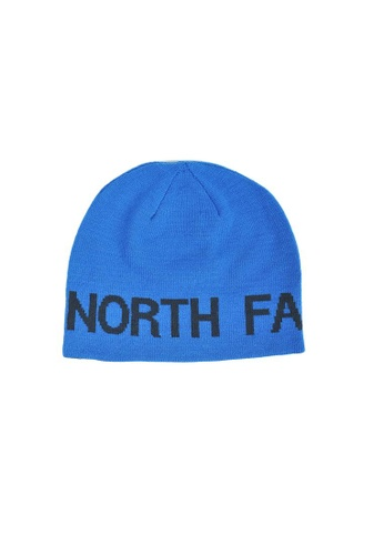 The North Face blue TNF REVERSIBLE TNF BANNER BEANIE TURKISH SEA/URBAN NAVY EC0D7AC51A8034GS_1